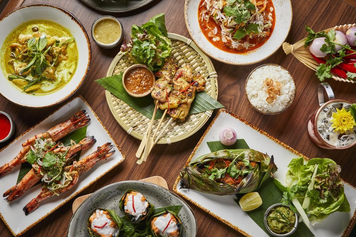 インドネシアからタイまで東南アジアの人気伝統料理が1カ所で味わえる同店