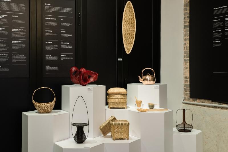 生活を豊かにするさまざまなアイテムに使われている竹の工芸品を紹介
