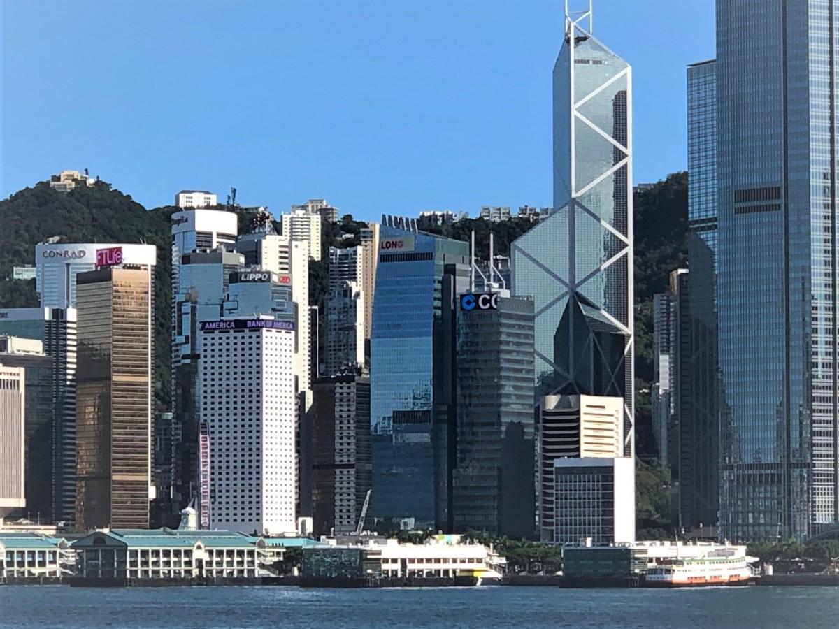 コロナ措置について緩和の動きがみられる香港