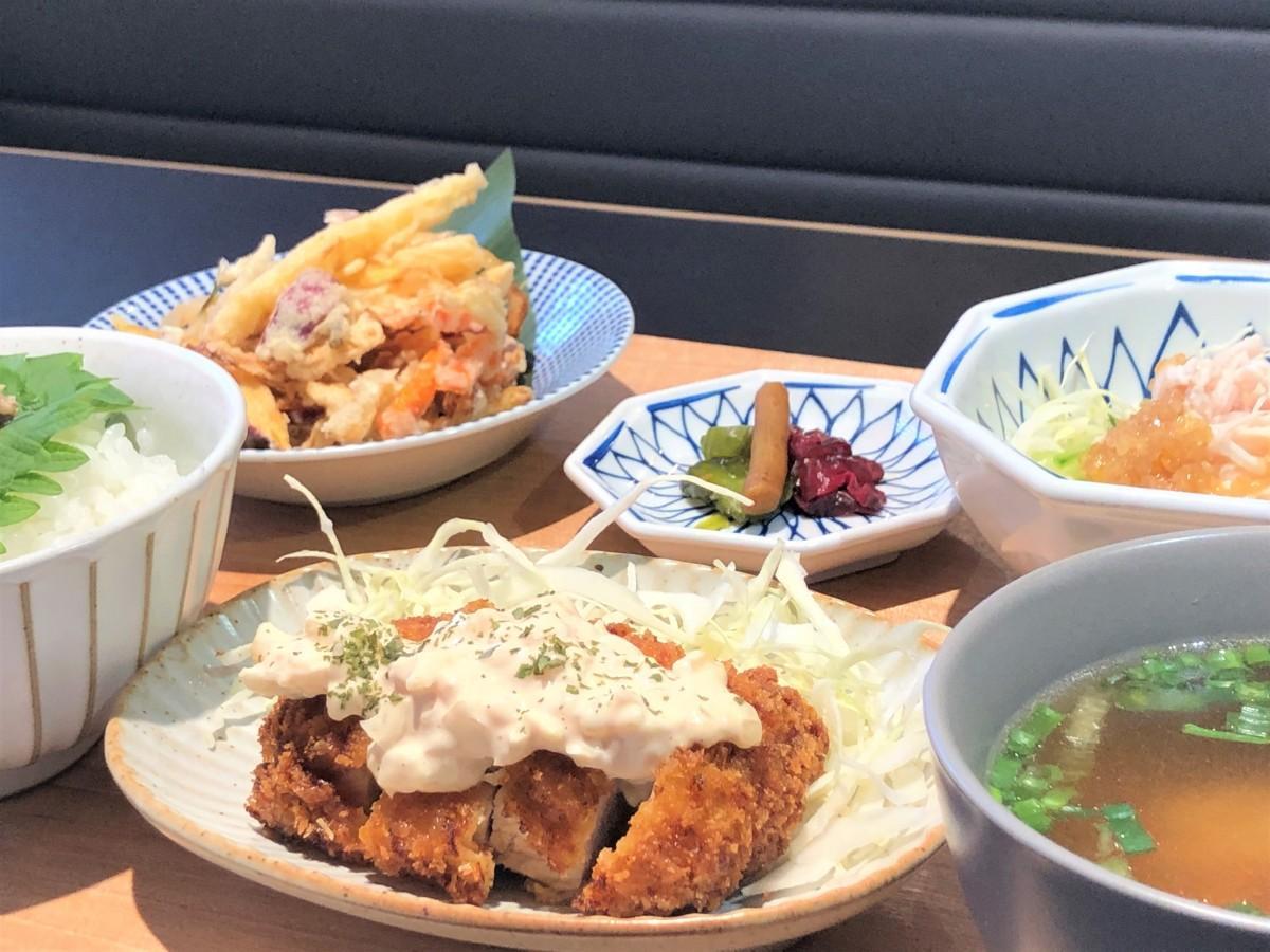 宮崎からの食材をふんだんに使った特別メニュー