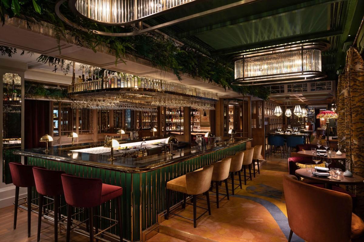 香港のマンダリンオリエンタルの最上階に和食店が登場