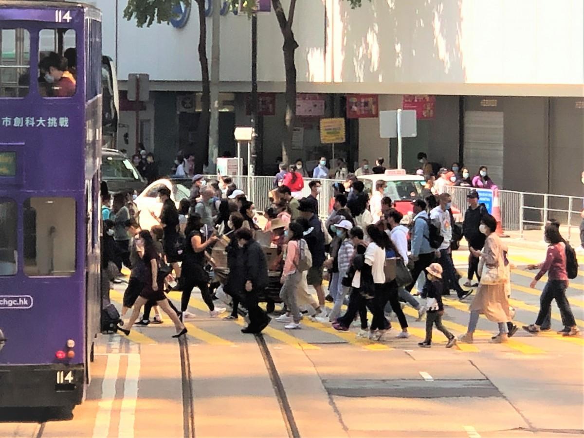 香港政府、2021-22年度の財政予算案発表