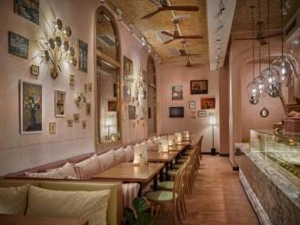 香港・スタンレーにカフェ&ベーカリー「Pane e Latte」 南イタリアのアマルフィ海岸をイメージ