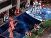 香港にも巨大ガンダム出現-銅鑼湾タイムズスクエアがガンダム一色に