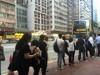香港市民が稼ぐ給与の中位数は 政府の統計局が発表