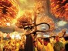 香港で中秋節を象徴する伝統祭「大坑ファイヤー・ドラゴン・ダンス」