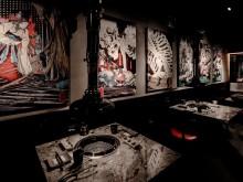 香港に「百鬼夜行」をテーマにした食べ放題焼肉店「焼鬼」 店内もメニュー名も妖怪だらけ