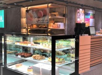 香港で人気のカフェ「CAFE LIFE」がケーキ専門店 銅鑼湾SOGOに進出