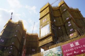 2021年、東九龍で最も高いビルが觀塘に誕生へ モールはコロナ禍でテナント料減額