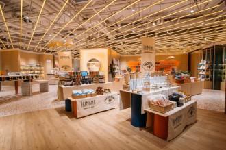 香港・APITAがライフスタイル専門コーナー「樂活空間」 青森ひば商品なども