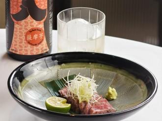 香港のラグジュアリーホテル「The Hari」で鹿児島食材と焼酎のペアリングコース提供開始