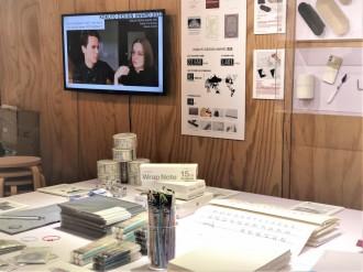 香港にコクヨのポップアップストア デザインアワードの商品を紹介・販売