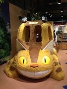 Lines Form Days before Opening of Studio Ghibli Store