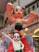Astro Boy Crosses the Sea to Celebrate 50 Years in HK