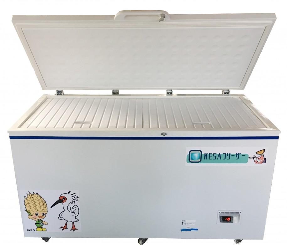 液体急速冷凍システム「OKESAフリーダー」