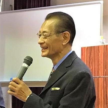 本庄市広報観光大使を務める俳優の清水章吾さん