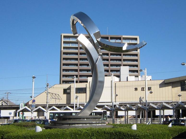 JR本庄駅
