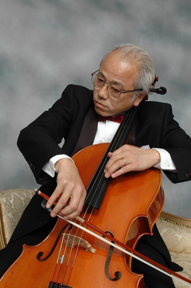 チェロ奏者の須田千香良さん