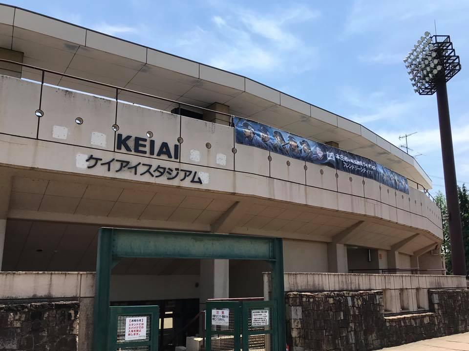 イースタン・リーグ公式戦「埼玉西武VS読売」が行われるケイアイスタジアム
