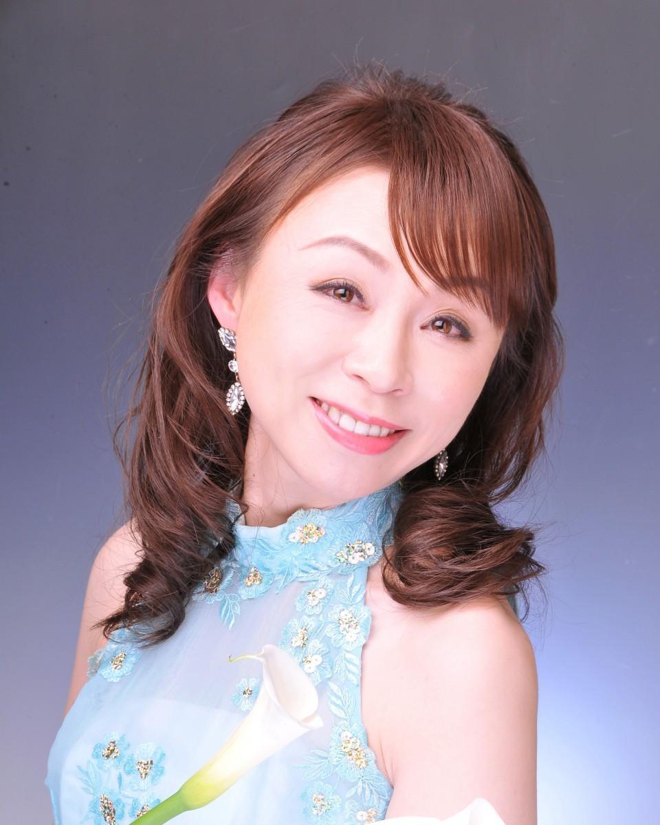 ソプラノ歌手の堀内晃子さん