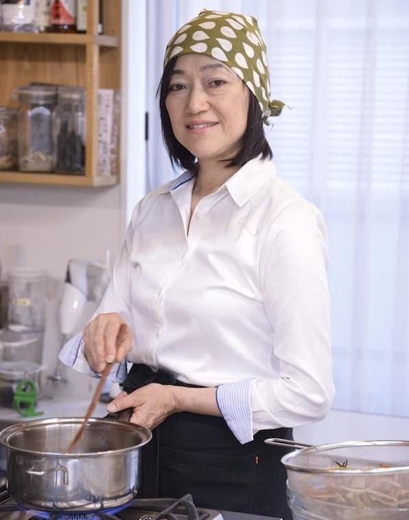 料理家の タカコ ナカムラさん