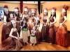 上里町でフラダンス&タヒチアンダンスショー