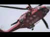 本庄で総合防災訓練 防災ヘリコプターによる救出・救助も