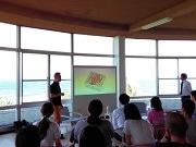 日向で「デザインとまちづくり」イベント 施設活用の意見交換会も