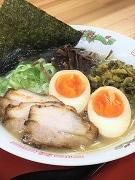 日向に豚骨ラーメン店「喜麺道」 博多ラーメン風の細麺使う