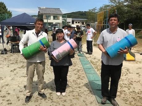 細島小学校創立130周年実行委員会メンバー