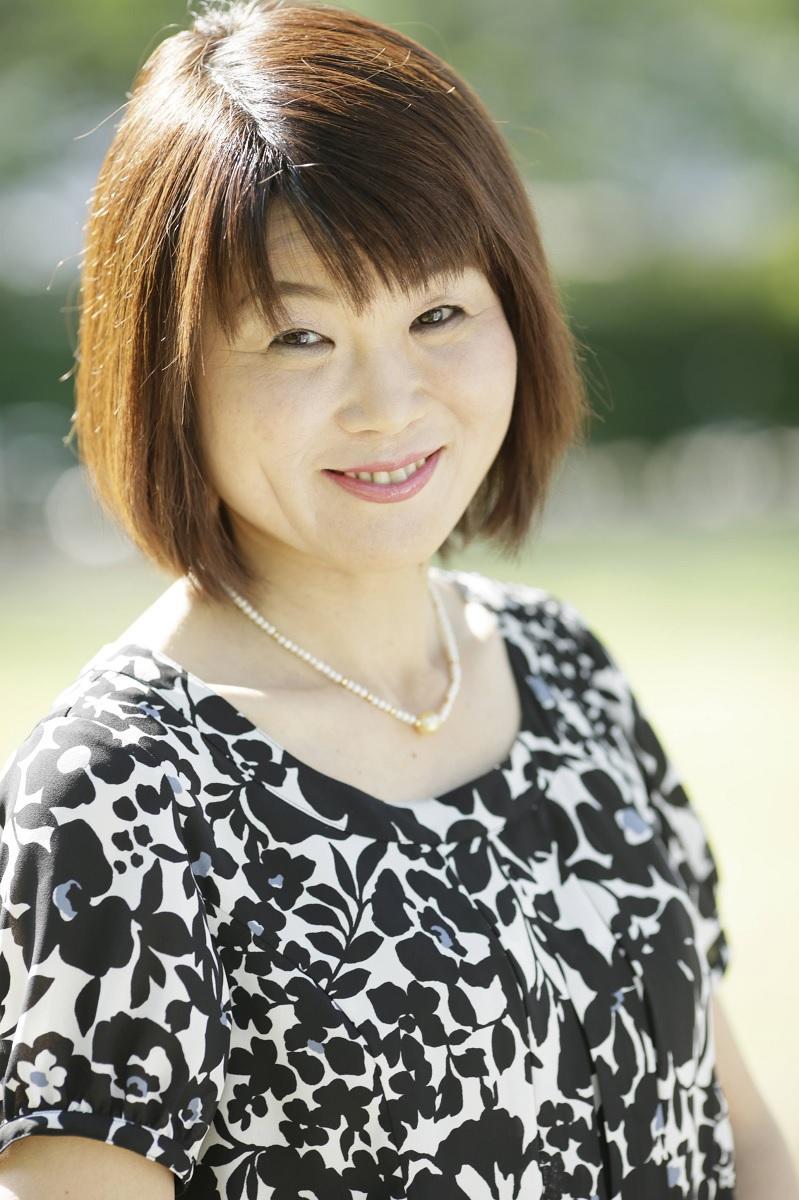 ペコちゃんこと、講師の横山由美さん