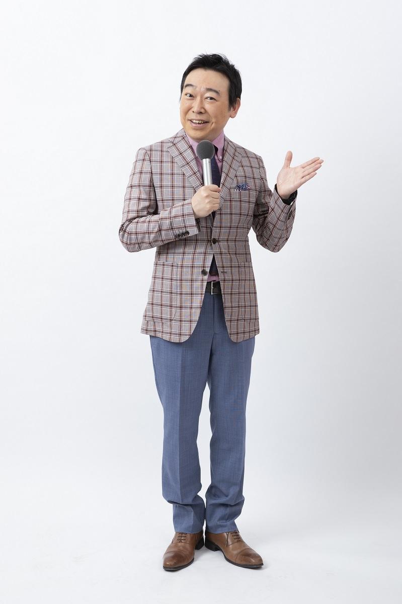 「NHKのど自慢」の司会を務めるアナウンサーの小田切千さん