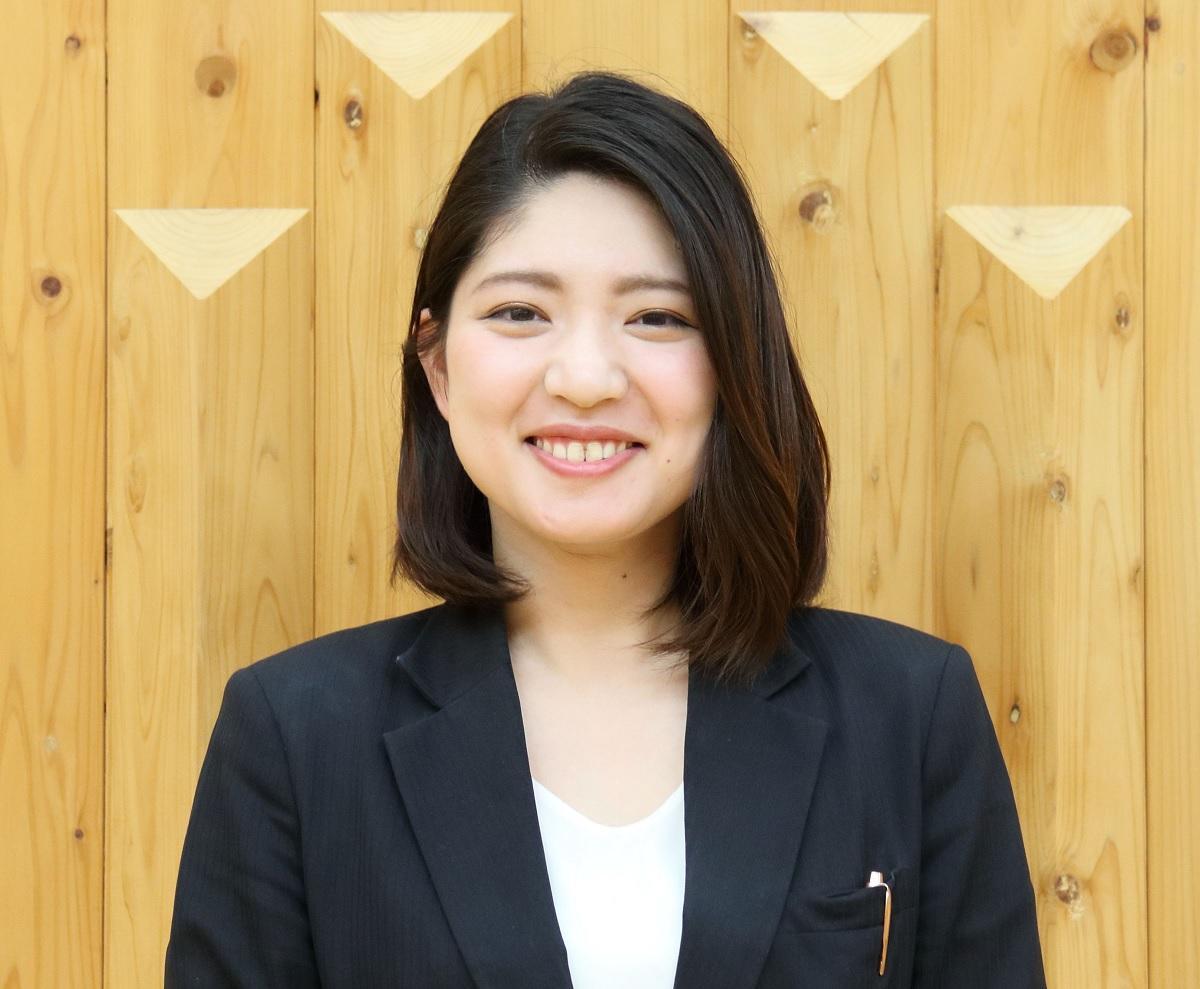今年の「鶴富姫」役の那須さん