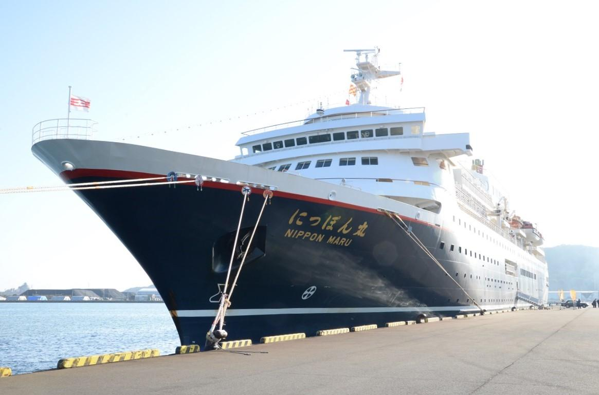 クルーズ船「にっぽん丸」