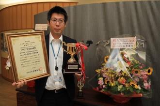 ワイワイテレビの番組「切れた堤防」が日本一に 全国CATVアワードでグランプリ