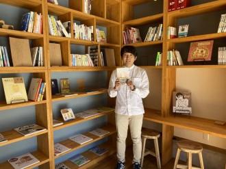 宮崎・高千穂に無人古書店「ほん、と」 コロナ禍の観光地に新たな活気創出