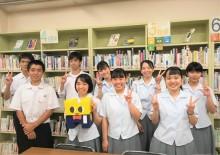 「受験対策の遅れを本で取り戻したい」宮崎・日向高校3年生が支援呼び掛け