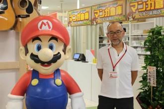 延岡にリサイクルショップ「マンガ倉庫」 人気のおもちゃ、ゲームも