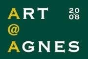 今回で4回目を迎える「ART@AGNES アグネスホテル アートフェスタ2008」。気に入った作品は購入することも可能。
