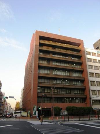 1978年6月に完成した「麹町警察署」現庁舎