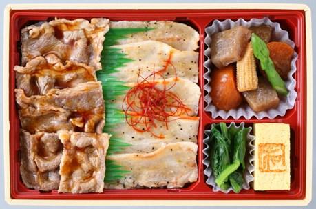 今回の弁当に入っている総菜はすべて和田アキ子さんが手がける和食店「わだ家」の人気メニュー。同店は2009年4月現在東京・大阪で3店舗を展開している。