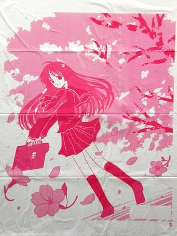 千代田さくらフェスティバルで先行販売され話題となった「萌えるゴミぶくろ」。
