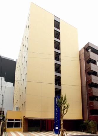 「京王プレッソイン九段下」が九段下駅近くに開業した。シングルルームを主体とした宿泊特化型ホテル。