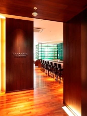 千鳥ケ淵そばにオープンするレストラン「TANAKAYA GRILL&LOUNGE」。総席数150席の店内で日本人になじみの深い洋食を提供する。