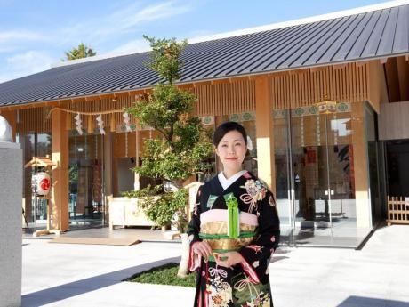 昨年秋に再建が完了した神楽坂・赤城神社がブライダルフェアを開催(画像=イメージ)