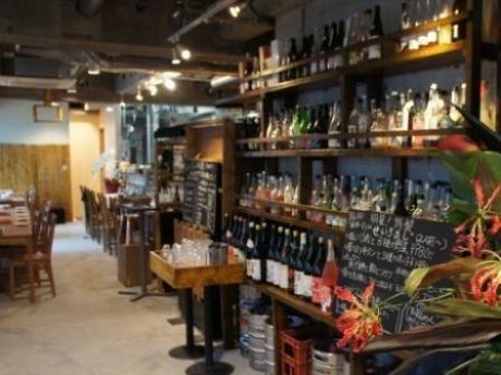 飯田橋に400種の梅酒を取りそろえる「梅酒ダイニング 明星」がオープン