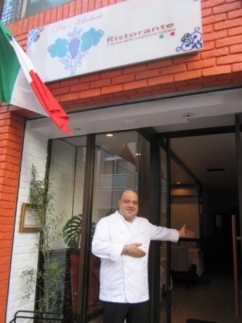 牛込神楽坂にオープンするイタリアンレストラン「Da Michele」(画像=マウリツィオさん)