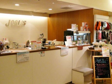 オープンから3周年を迎える半蔵門ランナーズサテライト「JOGLIS」店内