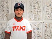 神楽坂で「プロ野球ぬりえ」展-ヤクルト戦全147試合の名場面描く