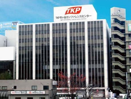 外堀沿いの旧「シャープ東京市ヶ谷ビル」跡にオープンする「TKP市ヶ谷カンファレンスセンター」(イメージ)